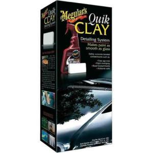 Meguiar's Quik Clay Detailing System