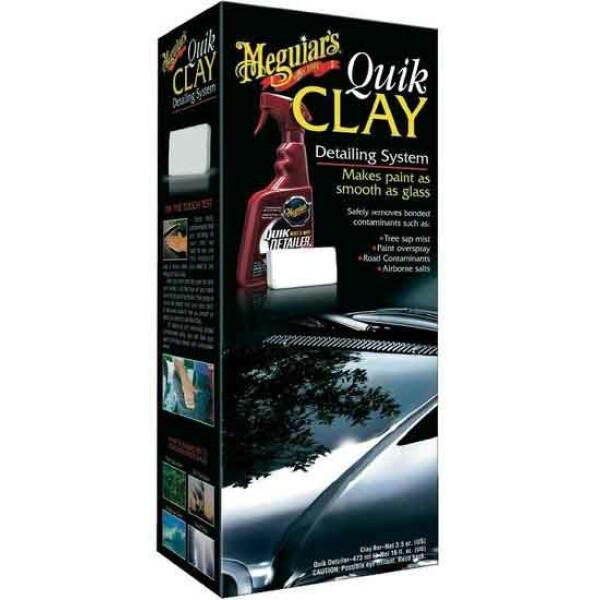 Meguiar's Quik Clay Detailing System   Automaterialen Timmermans
