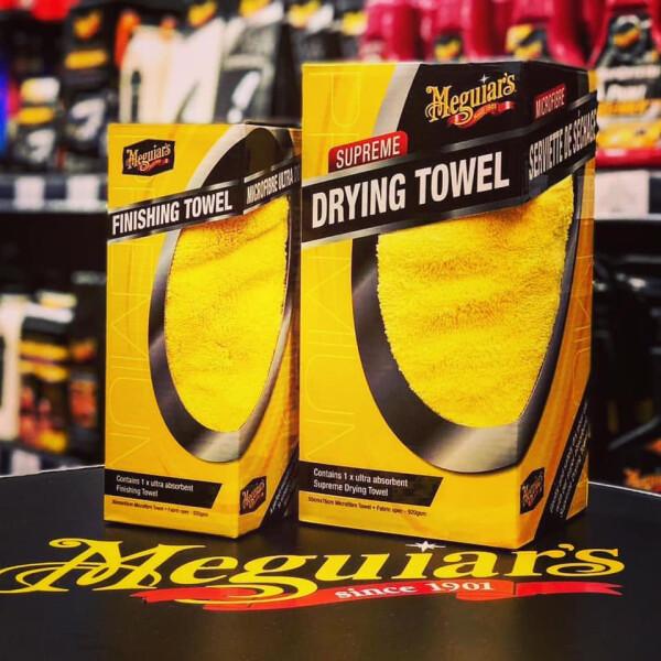 Meguiars Towels