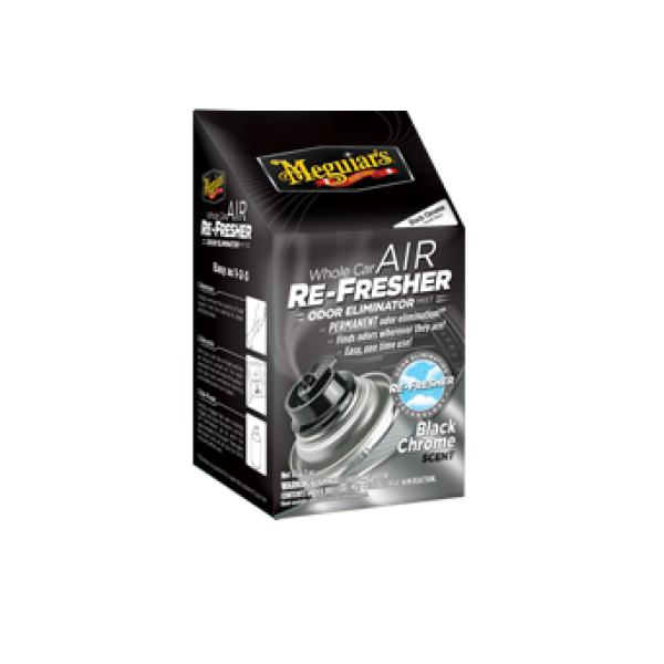 Meguiar's Air Re-fresher Black Chrome