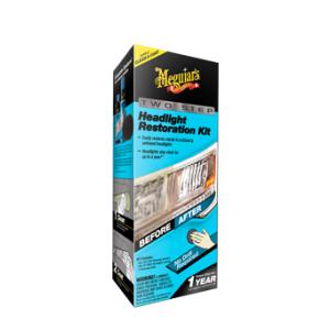 Meguiar's Perfect Clarity Headlight Restoration Kit