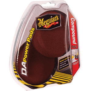 Meguiar's Compound DA Power Pads