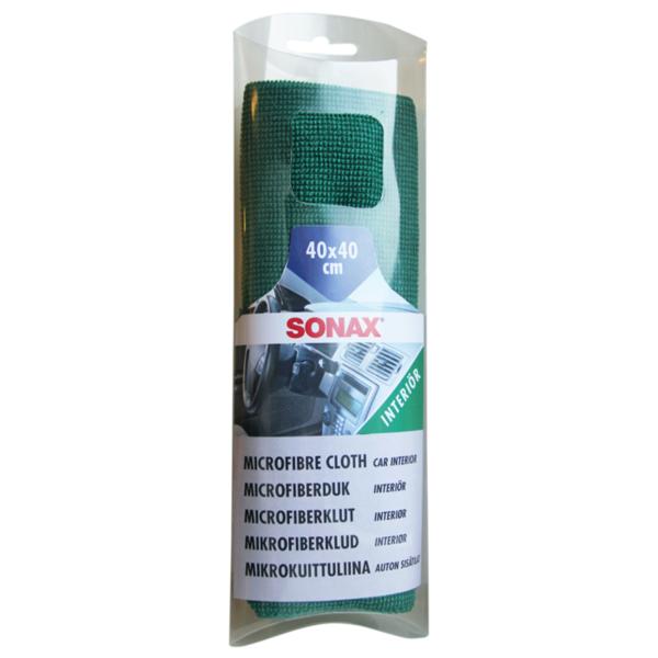 Sonax Microvezeldoek Interieur & Ruiten