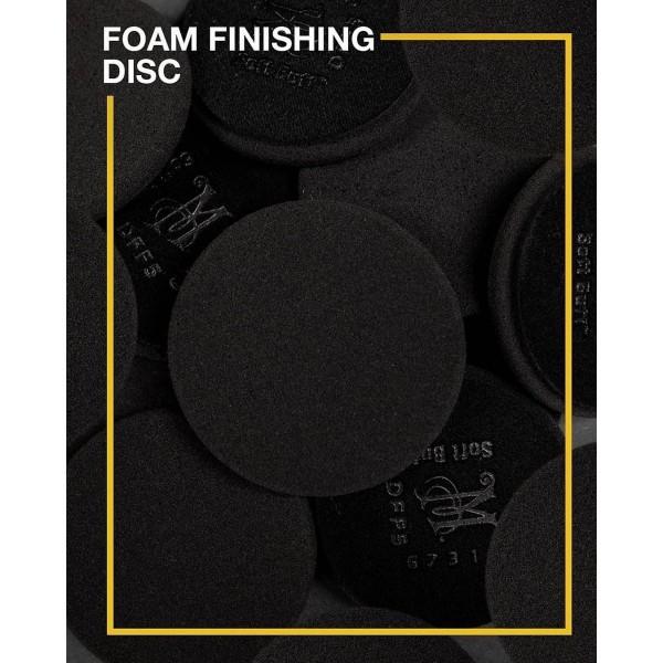"Meguiar's 5"" soft buff foam finishing disc"