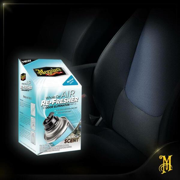 Meguiar's Air Re-fresher New Car Scent
