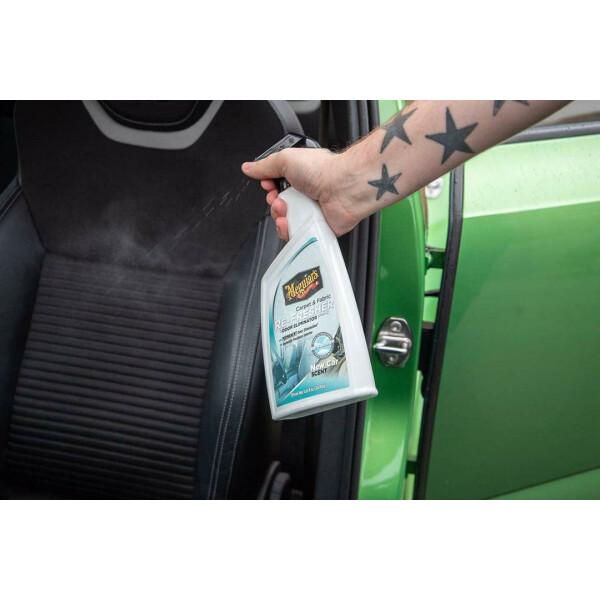 Meguiar's Carpet & Cloth Re-Fresher Odor Eliminator Spray