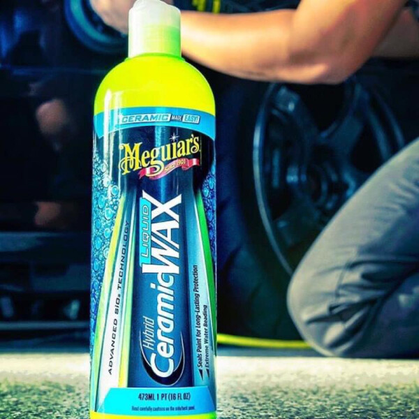 Meguiar's Hybrid Ceramic Liquid Wax