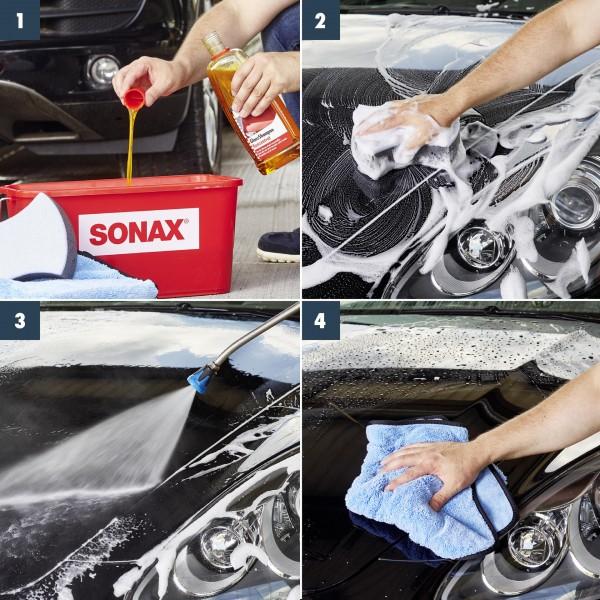 Sonax Wash & Shine Shampoo