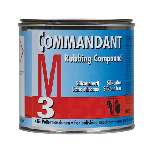 Commandant Rubbing Compound Machine M3