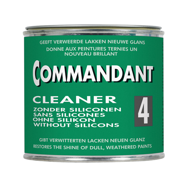 Commandant Cleaner 4